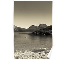 Summer time at Dove Lake Poster