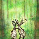 Jackalope Love by Carrie Jackson
