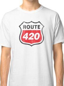 Vintage Route 420 Classic T-Shirt