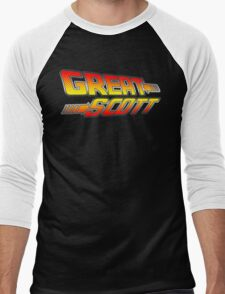 Great Scott! Men's Baseball ¾ T-Shirt
