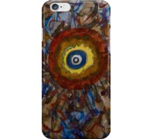Centered in the Middle  iPhone Case/Skin