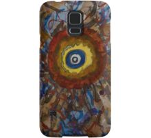 Centered in the Middle  Samsung Galaxy Case/Skin