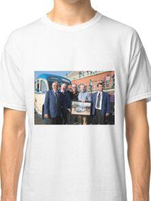 Chris Evans in Brighton Classic T-Shirt