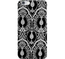 Intricate B&W Vases iPhone Case/Skin