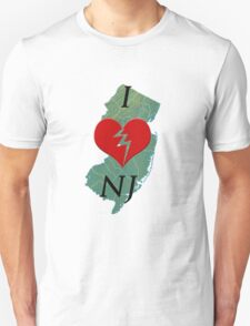 I Hate NJ T-Shirt
