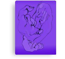 Juvin Jivin 1a Canvas Print