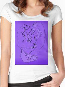 Juvin Jivin 1a Women's Fitted Scoop T-Shirt