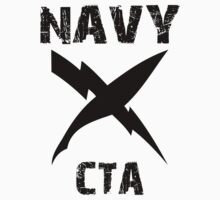 US Navy CTA Insignia - Black by courson