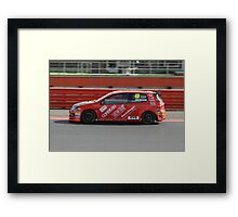 The 2012 BTTC VW Framed Print