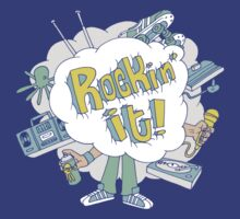 Rockin' it! by Gimetzco