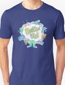 Rockin' it! T-Shirt