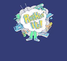 Rockin' it! Unisex T-Shirt