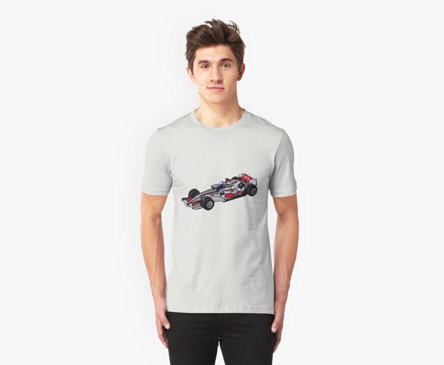 McLaren F1 by Zsuzsa Goodyer