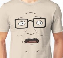Hank Face Unisex T-Shirt