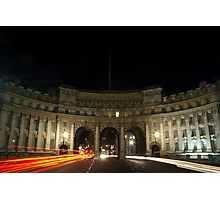 Admiralty Arch between Trafalgar Square and The Mall, London Photographic Print