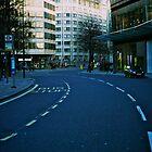 New Change Street by Dan Barker