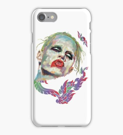 Joker All Gone V.Thai iPhone Case/Skin