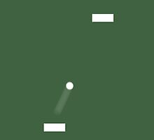 Pong iphone by Margaret Bryant