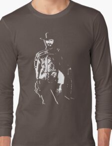CLINT EASTWOOD Long Sleeve T-Shirt