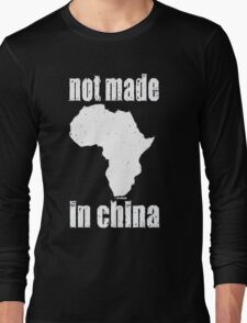 MADE IN AFRICA Long Sleeve T-Shirt