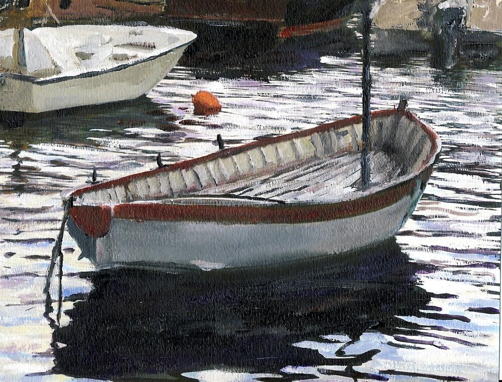 Portofino Anchorage by Randy Sprout