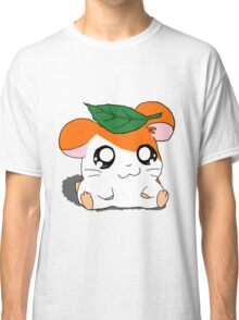 Hamtaro with Leaf Classic T-Shirt