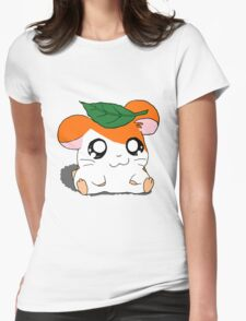Hamtaro with Leaf T-Shirt