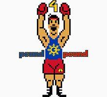 "DAV Brandz Manny ""Pacman"" Pacquiao 8-Bit Tee Unisex T-Shirt"