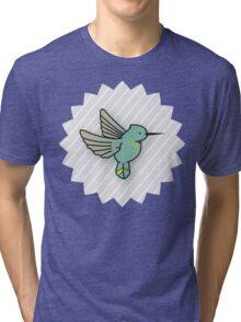 Humming Bird Tri-blend T-Shirt