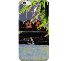 Old City Wall. iPhone Case/Skin
