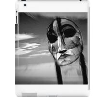 Paper Face iPad Case/Skin