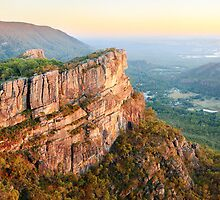 Relph Peak, Grampians National Park, Australia by Michael Boniwell