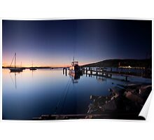 Battery Point Sunrise Poster