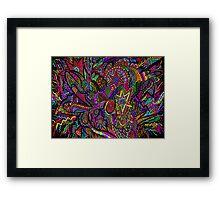 Migraine Framed Print