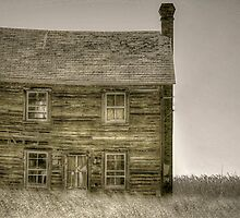 House on Hoopers Island by Monte Morton