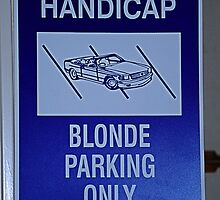 Handicap ???? by Thomas Eggert