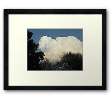 Superstorm's 4 Framed Print