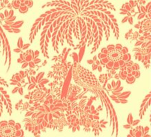 Pink Chintz Pattern by BettyBanana