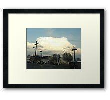 Superstorm's 10 Framed Print