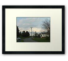 Superstorm's 14 Framed Print