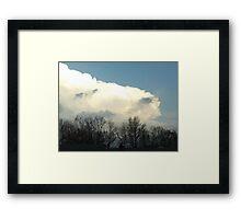 Superstorm's 18 Framed Print
