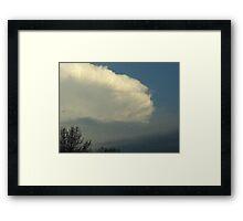 Superstorm's 30 Framed Print