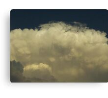 Superstorm's 31 Canvas Print