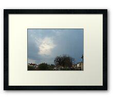 Superstorm's 35 Framed Print