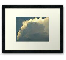 Superstorm's 36 Framed Print