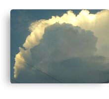 Superstorm's 36 Canvas Print