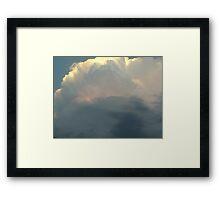 Superstorm's 38 Framed Print