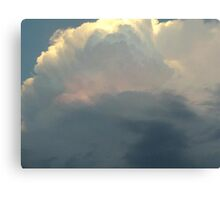 Superstorm's 38 Canvas Print