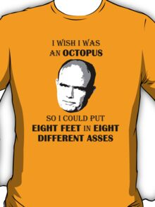 Red Forman - Octopus T-Shirt