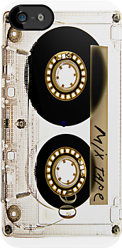 Mix cassette tape iphone 5, iphone 4 4s, iPhone 3Gs, iPod Touch 4g case by Pointsale store.com